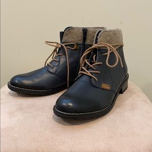 Remonte Elaine Ankle Booties never worn 38